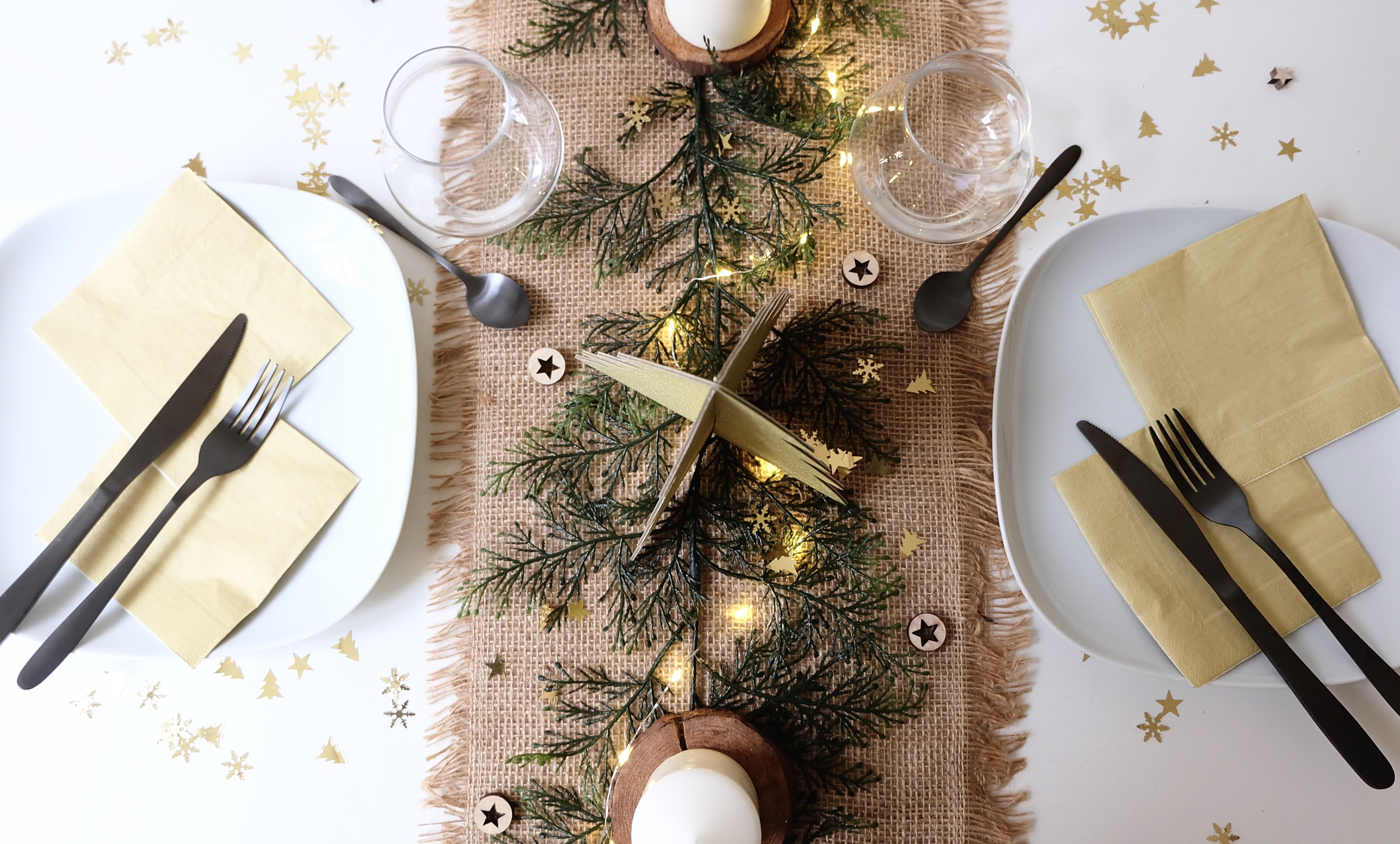 # Déco – Ma table de Noël